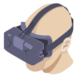HTC Vive Headset