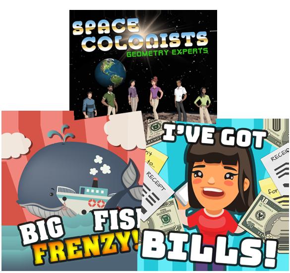 DragonfiAR Educational Games