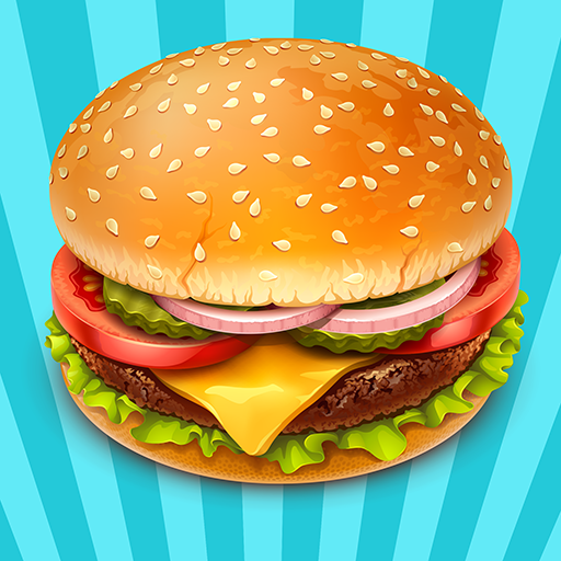 Burger Boy Icon
